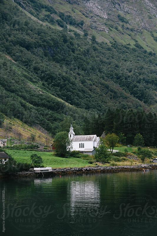 Norwegian Church by Agencia for Stocksy United