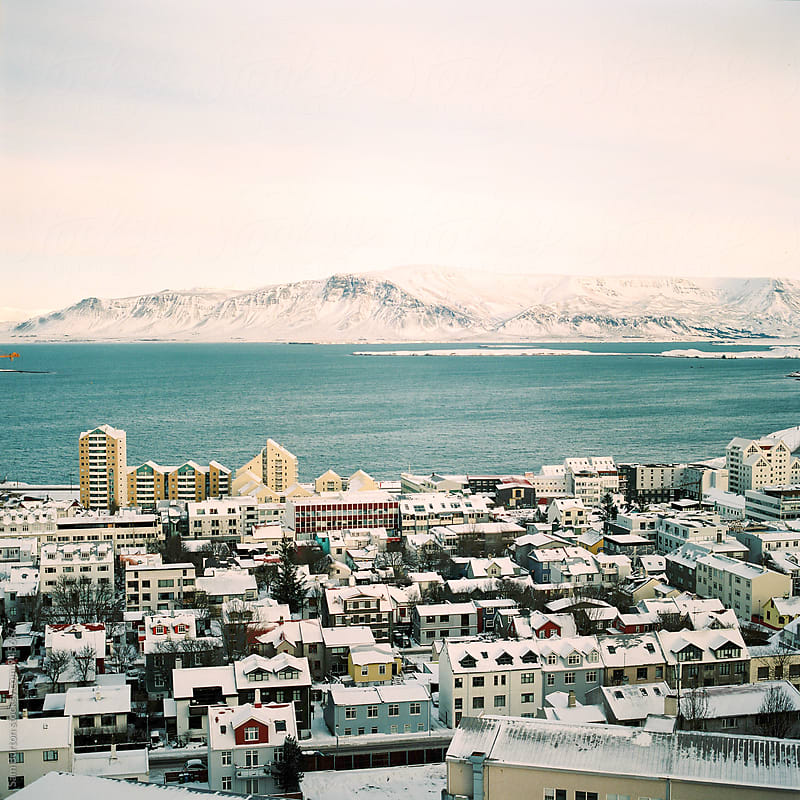 Reykjavik by Sam Burton for Stocksy United