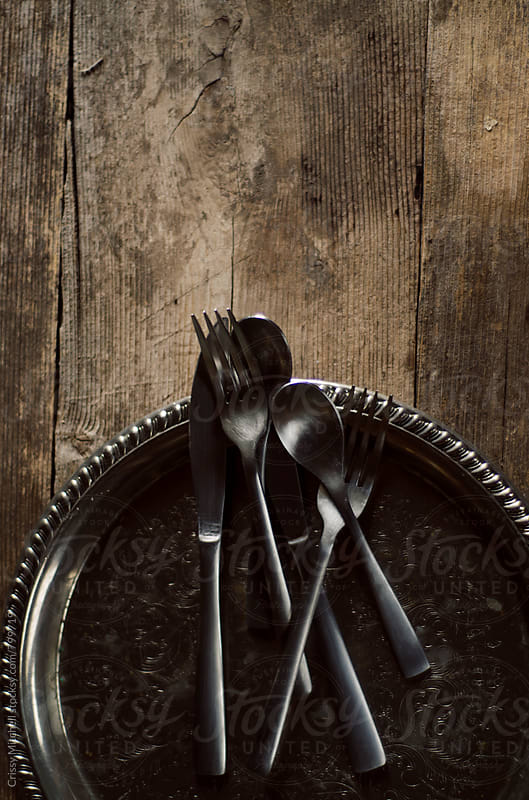 utensils  by Crissy Mitchell for Stocksy United