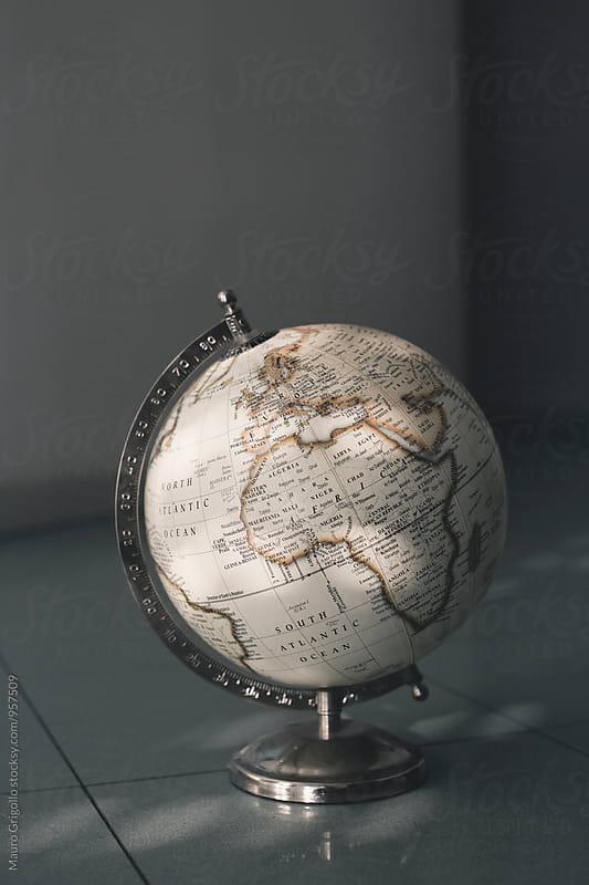 A world globe by Mauro Grigollo for Stocksy United