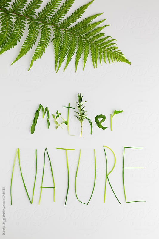 Mother nature by Kirsty Begg for Stocksy United