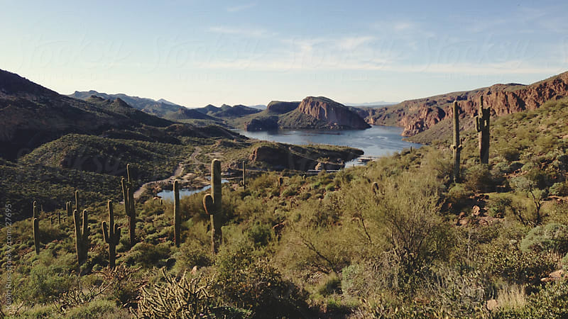 Canyon Lake by Kevin Russ for Stocksy United
