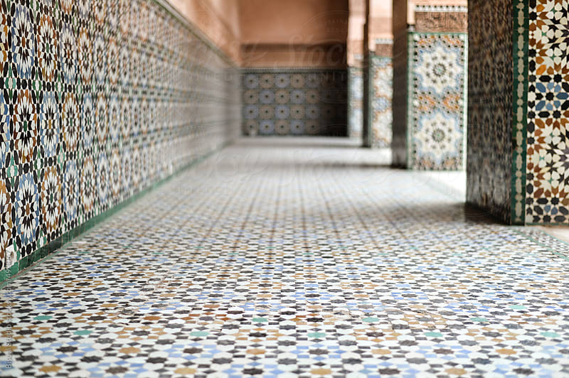 Moroccan tiles by Bisual Studio for Stocksy United