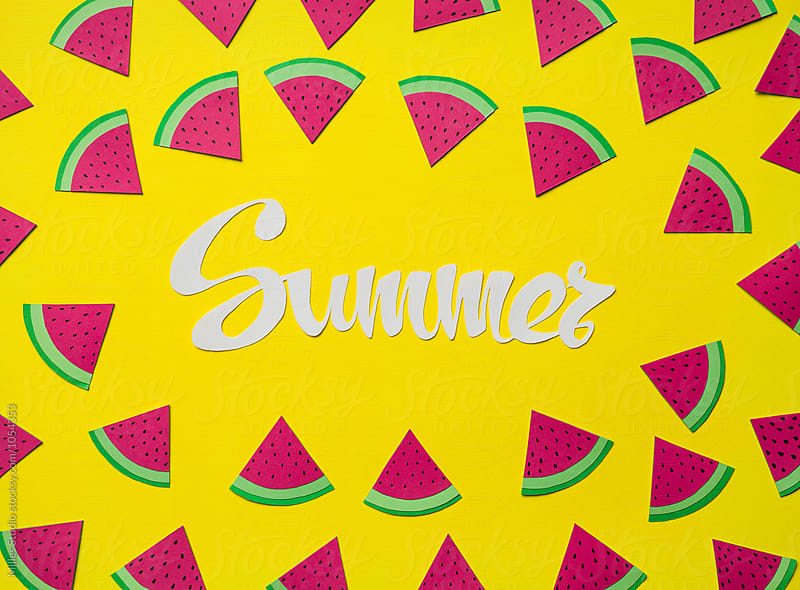 Summer by Milles Studio for Stocksy United