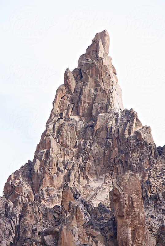 Jagged peak by Jon Attaway for Stocksy United