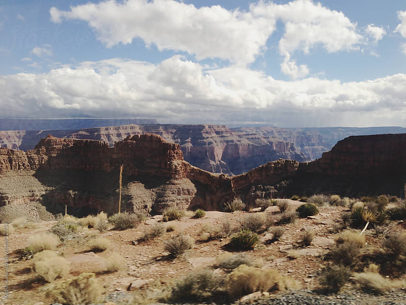 Canyon Landscape by Kevin Russ for Stocksy United
