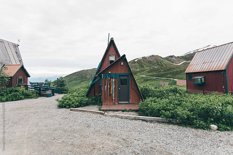 Hatcher Pass, Alaska by Wongi Kim for Stocksy United