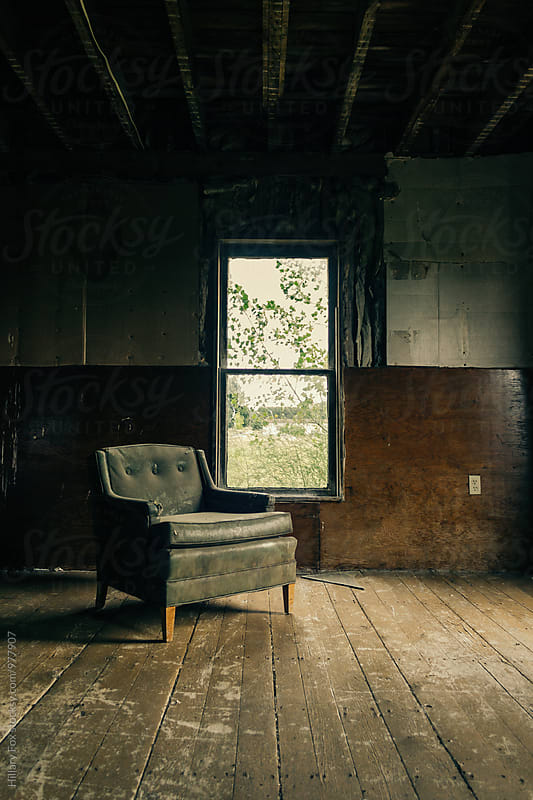 Broken Home by Hillary Fox for Stocksy United