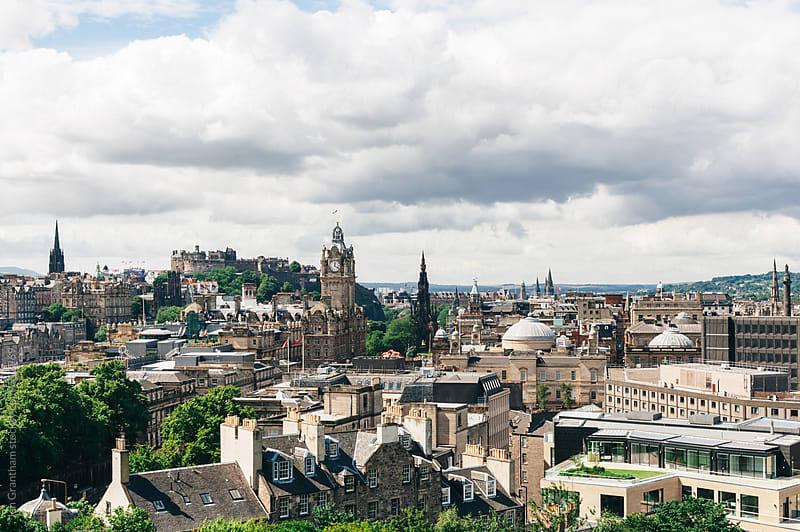 Edinburgh, Scotland by Jen Grantham for Stocksy United