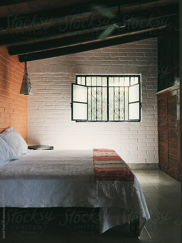 Charming Minimal Apartment in Old Town, Puerto Vallarta, Mexico by Jared Harrell for Stocksy United