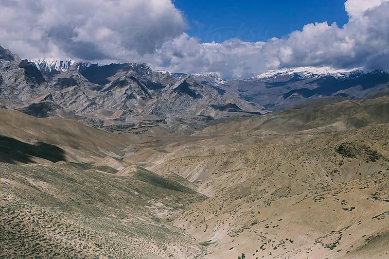 Mountains of India by Daria Berkowska for Stocksy United