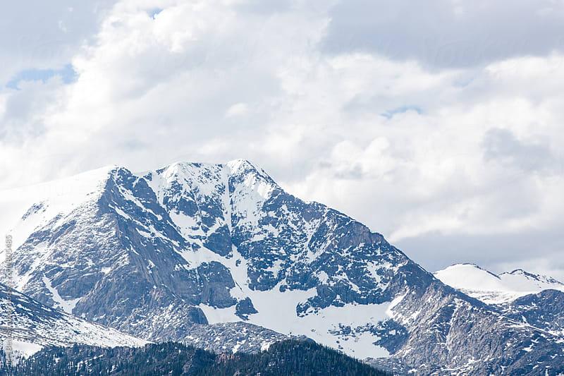 Peaks on Peaks  by Joel Bear Studios for Stocksy United