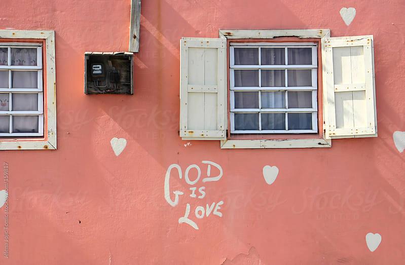 Love graffiti by Jelena Jojic Tomic for Stocksy United