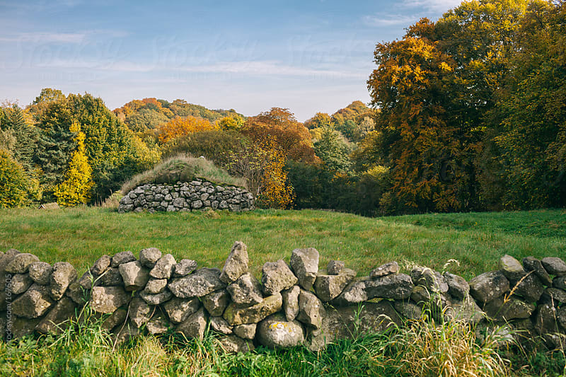 Stone wall by Zocky for Stocksy United