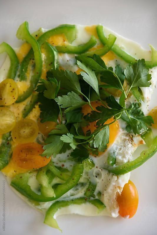 Omelette  by Milles Studio for Stocksy United