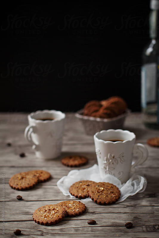 Anisette coffee cookies   by Federica Di Marcello for Stocksy United