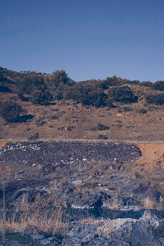 Priorat landscape. by CACTUS Blai Baules for Stocksy United