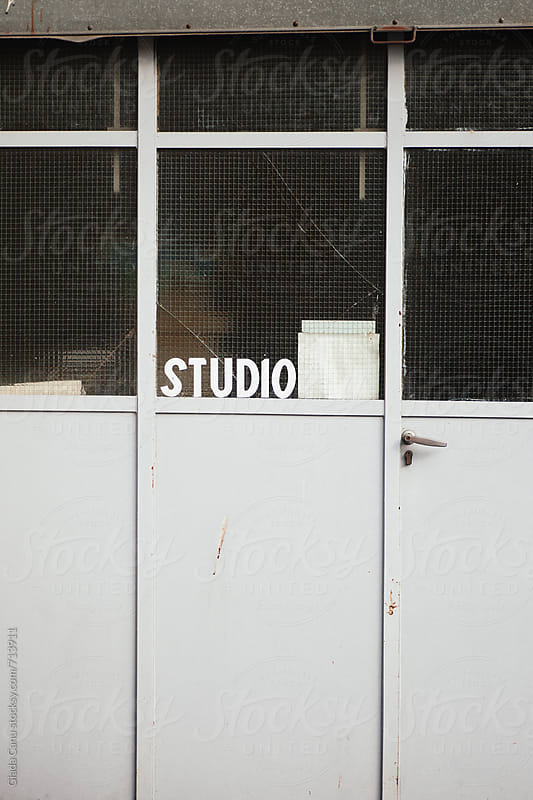 An abandoned studio by Giada Canu for Stocksy United