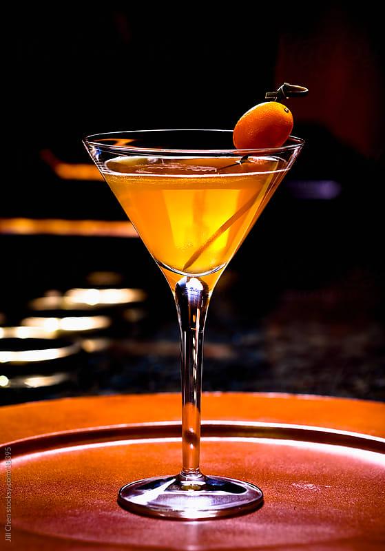 Orange Martini by Jill Chen for Stocksy United