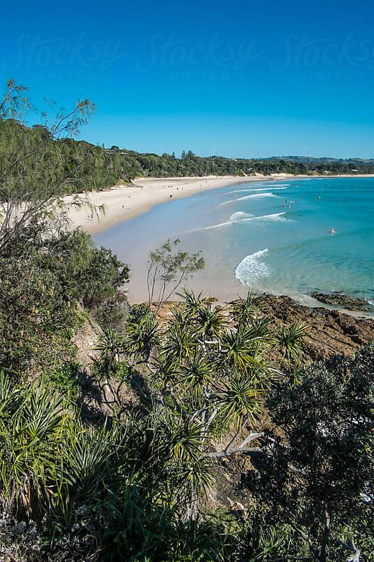 Byron Bay Beach, Australia by Rowena Naylor for Stocksy United
