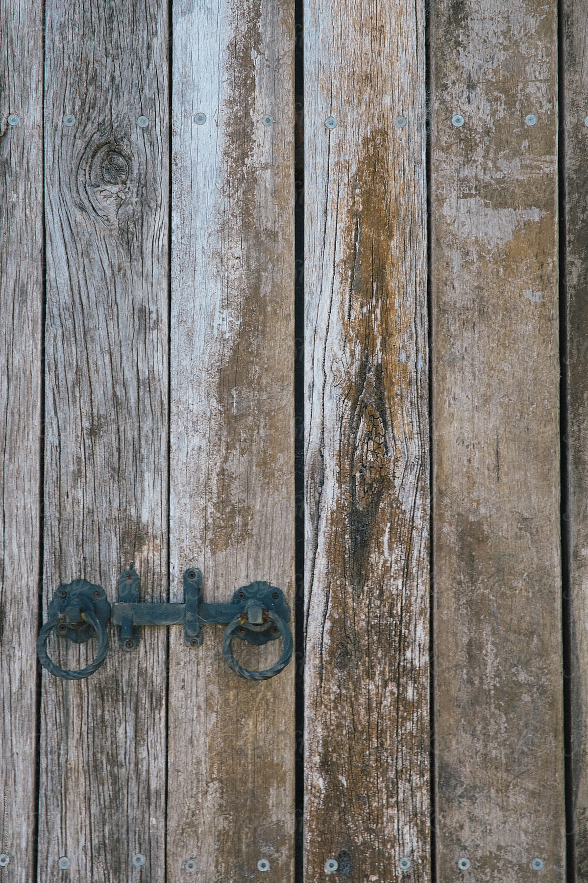 Old Barn Door By Rowena Naylor For Stocksy United