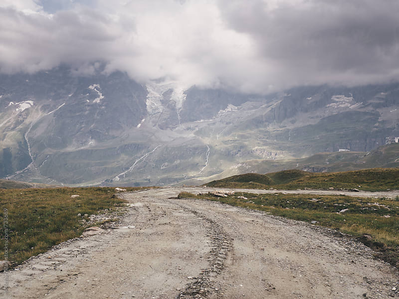 Mountain trail by Milena Milani for Stocksy United