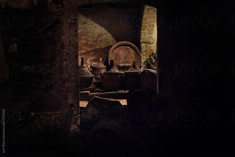 Old cellar by Juri Pozzi for Stocksy United