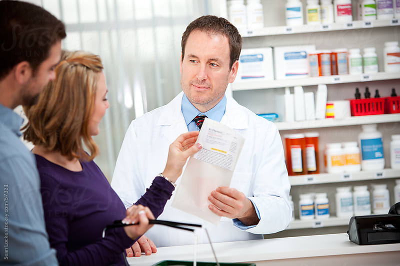 Pharmacy: by Sean Locke for Stocksy United