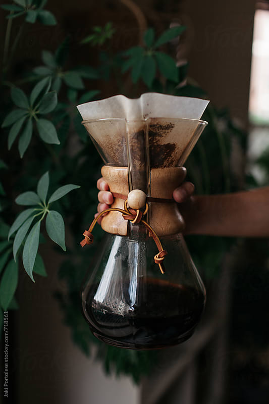 Chemex by Jaki Portolese for Stocksy United