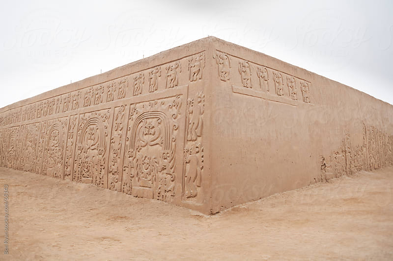Pre-Incan ceremonial complex in Peru by Ben Ryan for Stocksy United