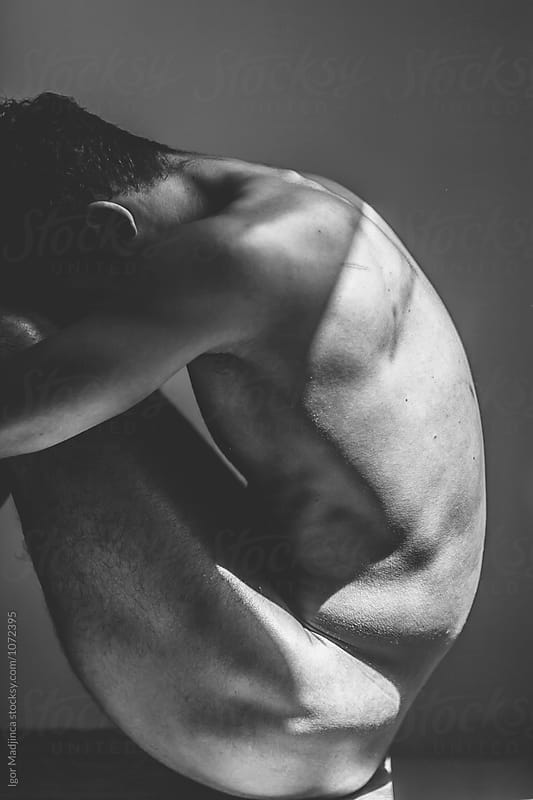 body,art,dance,man,skin,gay,beauty by Igor Madjinca for Stocksy United