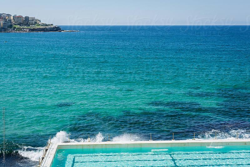 Bondi Beach, Sydney by Mauro Grigollo for Stocksy United