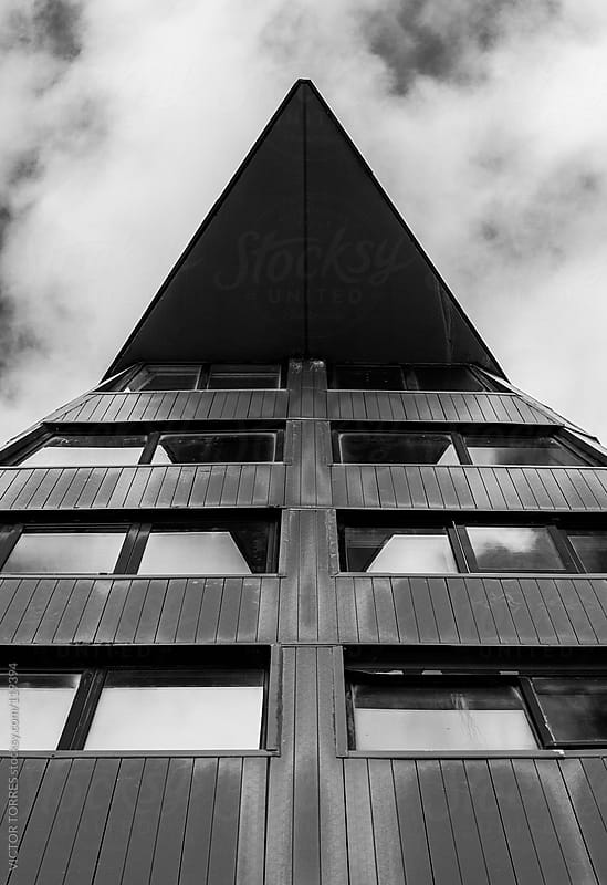 Abstract Architecture by VICTOR TORRES for Stocksy United