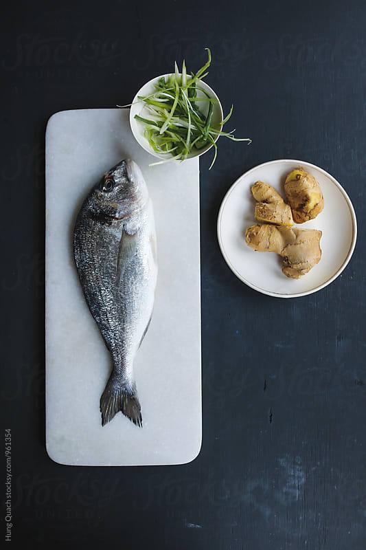 Fresh Fish by Hung Quach for Stocksy United