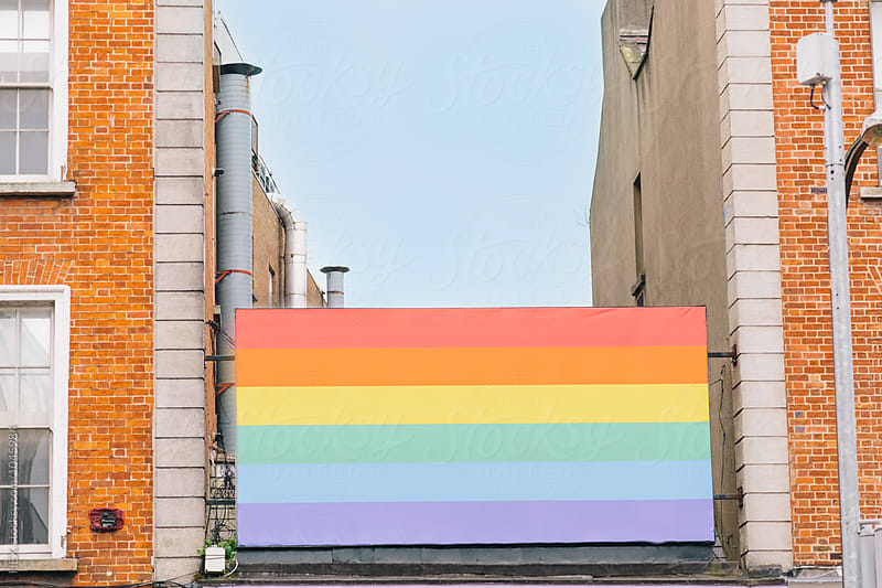 Gay Pride in Dublin by Mattia Pelizzari for Stocksy United
