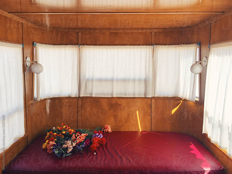 Inside the Airstream by jesse chamberlin for Stocksy United