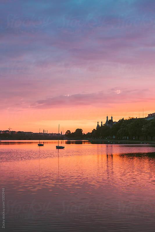 Morning light over Copenhagen by Zocky for Stocksy United