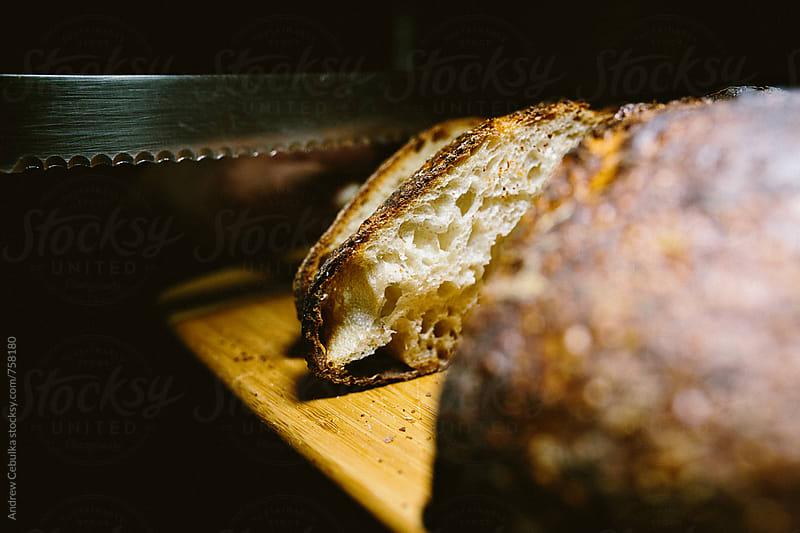 Bread - digital file by Andrew Cebulka for Stocksy United