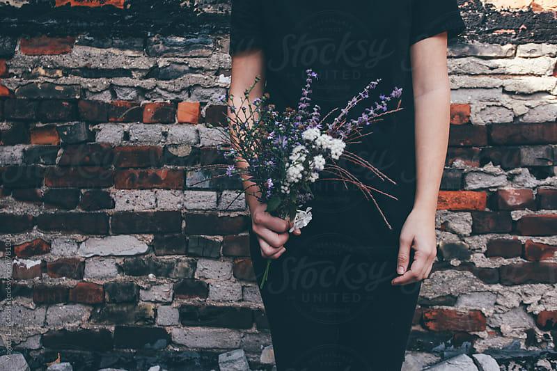 Flowers by Magida El-Kassis for Stocksy United