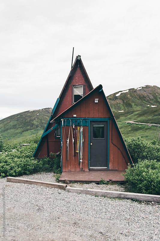 Hatcher Pass, Alaska by Wongi Kim for Stocksy United