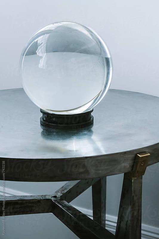 Crystal Ball by Raymond Forbes LLC for Stocksy United