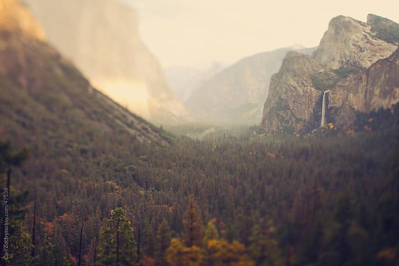 Yosemite Valley by Carl Zoch for Stocksy United