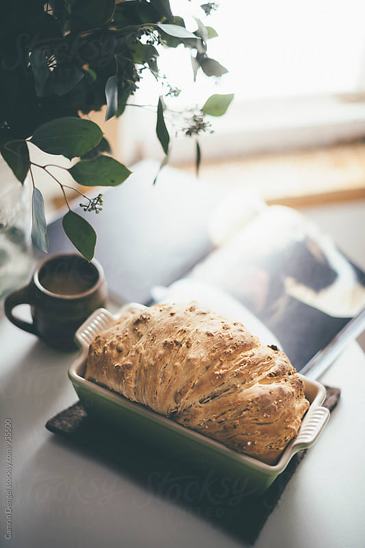 Bread by Camrin Dengel for Stocksy United