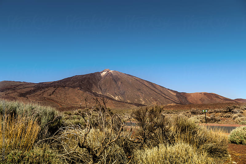 Teide Volcano, Tenerife by VICTOR TORRES for Stocksy United