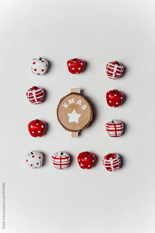 Christmas objects by Giada Canu for Stocksy United
