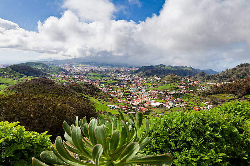 San Cristobal de La Laguna, Tenerife by Victor Torres for Stocksy United