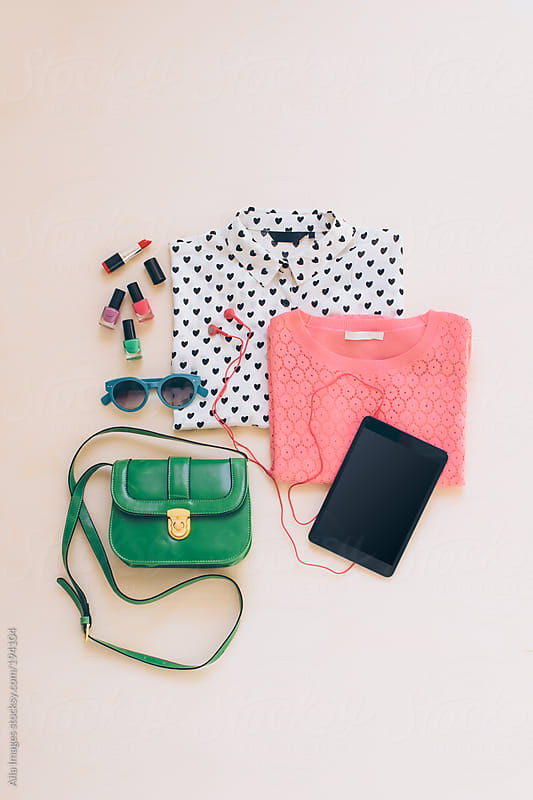 Outfit for Hipster Girl by Aila Images for Stocksy United