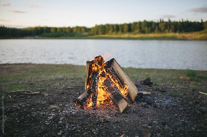 Campfire 4 by Jake Elko for Stocksy United