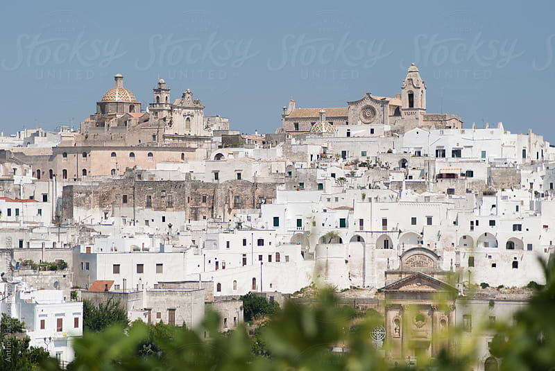 Ostuni by Anthon Jackson for Stocksy United
