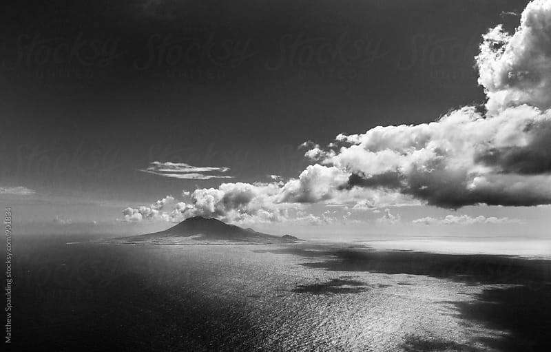 Montserrat Island in Lesser Antilles of West Indies Caribbean by Matthew Spaulding for Stocksy United
